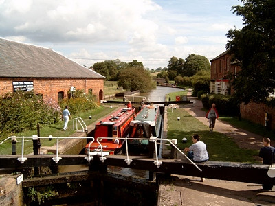 Ashby and North Oxford to Braunston: